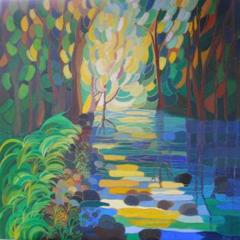 ruisseau enchanteur